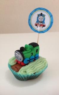 cupcake thomas le train