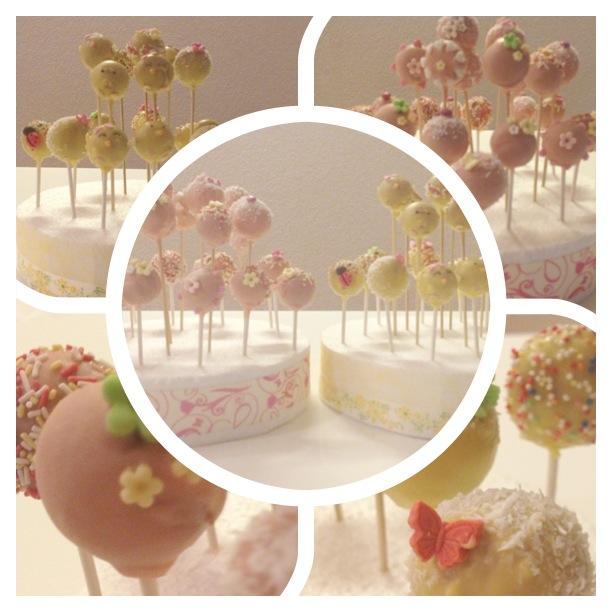 cakepops de pâques