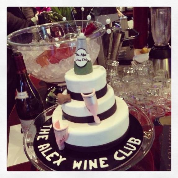 "gâteau ""champagne"""