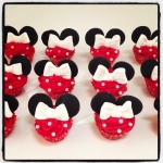 cupcakes minnie mouse