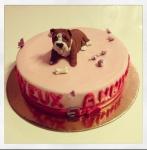gâteau bulldog