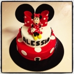Gâteau minnie mous