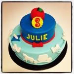 Gâteau Cendrillon-Blanche Neige