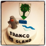 Gâteau Franco