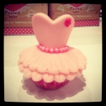 """cupcake """"princesse"""""""