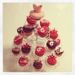 Cupcakes de princesse
