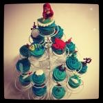 Cupcakes d'Ariel