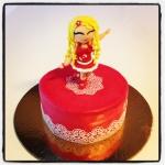 """gâteau """"Ballerine"""""""