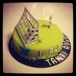 gâteau calcio