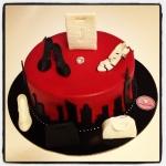 gâteau shopping!