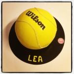 gâteau Tennis au citron