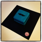 Cake Moustache