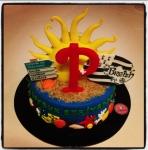 gâteau plage bretonne