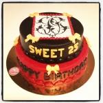 gâteau sweet 25