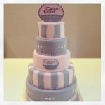 wedding planner cake