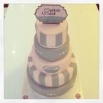 gâteau style mariage