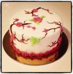 gâteau cerisier