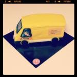 gâteau de la poste