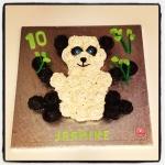 Cupcakes Cake Panda