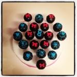 monsterhigh cake pops