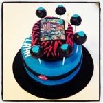 gâteau et cake pops monster high
