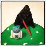 R2D2 et Darth Vader