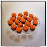 cupcakes en forme de roses