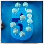 cake pops bleu