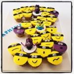 moi moche et méchant cupcakes