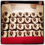 cupcakes avec impression