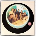 gâteau soirée filles