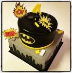 gâteau batman lego
