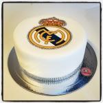 gâteau Real Madrid