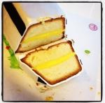 Gâteau au citron - Ganache au citron