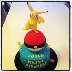 gâteau pokémon