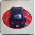 Carrera s cake
