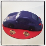 gâteau Porsche