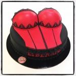 gâteau corset
