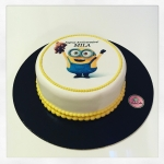 edible picture minion